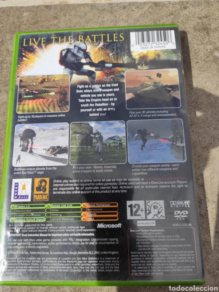 Videojuegos y Consolas: Star wars Battlefront xbox - Foto 2 - 221461131