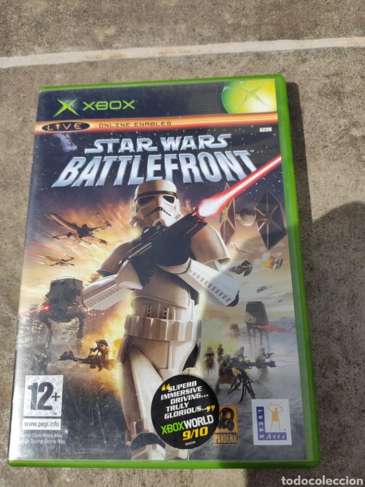 STAR WARS BATTLEFRONT XBOX (Juguetes - Videojuegos y Consolas - Microsoft - Xbox)