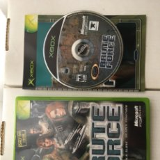 Videojuegos y Consolas: BRUTE FORCE ONLY ON XBOX X-BOX KREATEN. Lote 221715847