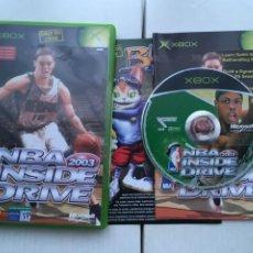 Videojuegos y Consolas: NBA INSIDE DRIVE 2003 PAU GASOL MEMPHIS XBOX X-BOX KREATEN. Lote 221716406