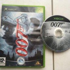 Videojuegos y Consolas: 007 EVERYTHING OR NOTHING JAMES BOND TODO O NADA XBOX X-BOX KREATEN. Lote 221716906