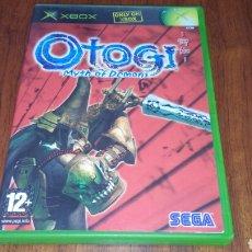 Videojuegos y Consolas: OTOGI MYTH OF DEMONS XBOX PAL ESP COMPLETO. Lote 221781783