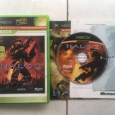 Videojuegos y Consolas: HALO 2 CLASSICS XBOX X-BOX KREATEN. Lote 222097713