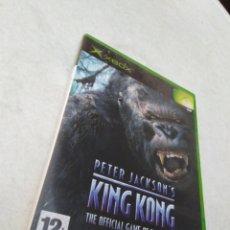 Videojuegos y Consolas: KING KONG ( XBOX ). Lote 224548497