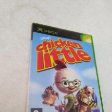Videojuegos y Consolas: CHICKEN LITTLE ( XBOX ). Lote 224548802