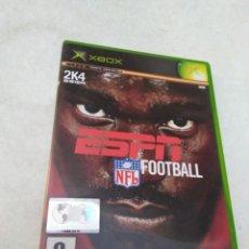 Videojuegos y Consolas: ESPN FOOTBALL ( XBOX ). Lote 224548932