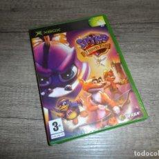 Videojuegos y Consolas: XBOX SPYRO A HERO'S TAIL PAL UK PRECINTADO. Lote 224748738
