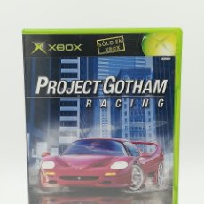 Videojuegos y Consolas: PROJECT GOTHAM RACING XBOX. Lote 227752940