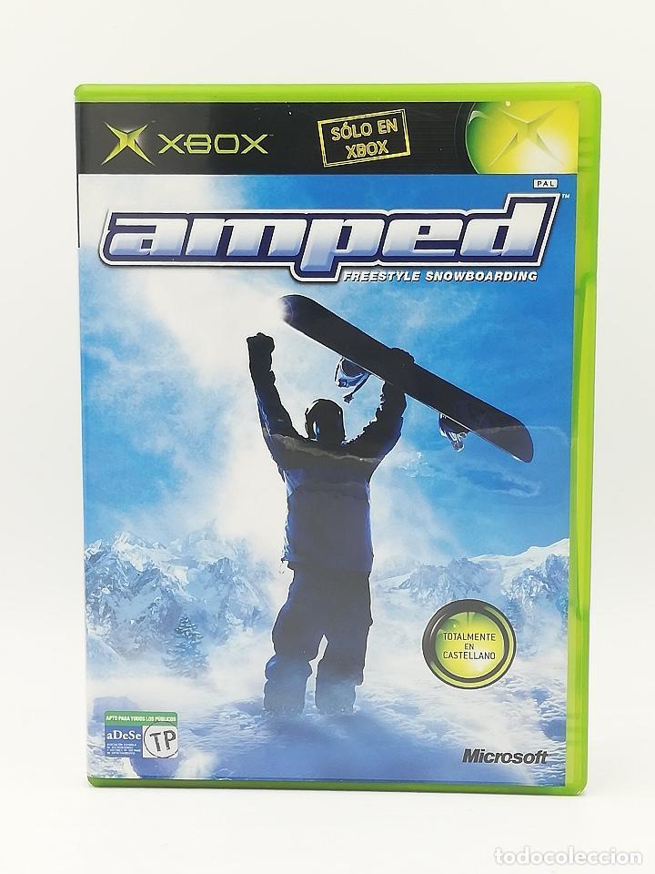AMPED XBOX (Juguetes - Videojuegos y Consolas - Microsoft - Xbox)