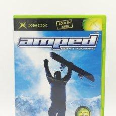 Videojuegos y Consolas: AMPED XBOX. Lote 227897630