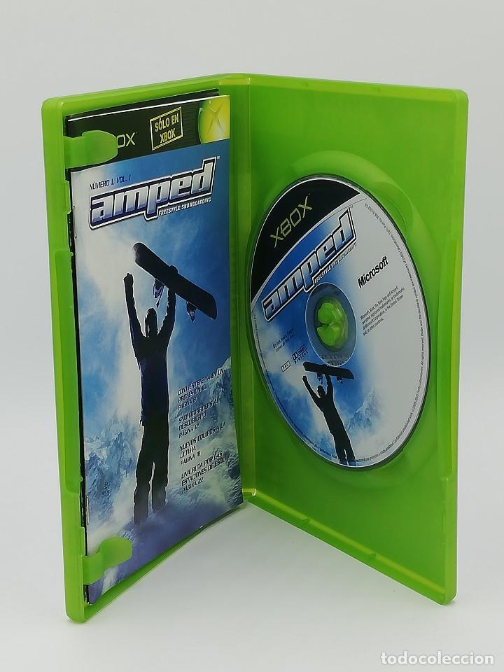 Videojuegos y Consolas: AMPED XBOX - Foto 2 - 227897630