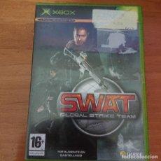 Videojuegos y Consolas: SWAT GLOBAL STRIKE TEAM XBOX ESPAÑOL COMPLETO. Lote 230754685