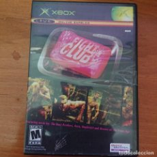 Videojuegos y Consolas: FIGHT CLUB XBOX COMPLETO ESPAÑOL. Lote 230762735