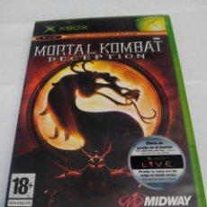 Videojuegos y Consolas: MORTAL KOMBAT DECEPTION. Lote 230883180