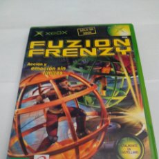 Videojuegos y Consolas: FUZION FRENZY XBOX CLASICA. Lote 230883905