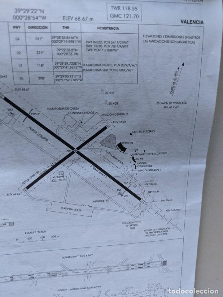 Videojuegos y Consolas: MICROSOFT FLIGTH SIMULATOR 2004 - NEW SPANISH AIRPORTS CHARTS - AEROSOFT - Foto 2 - 233223190