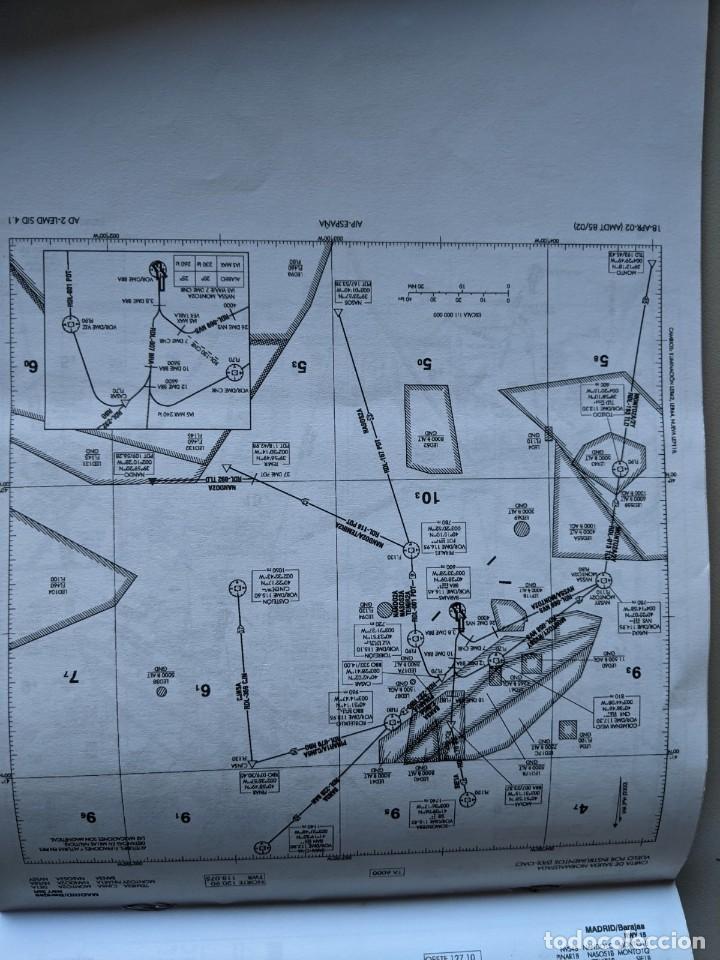 Videojuegos y Consolas: MICROSOFT FLIGTH SIMULATOR 2004 - NEW SPANISH AIRPORTS CHARTS - AEROSOFT - Foto 4 - 233223190