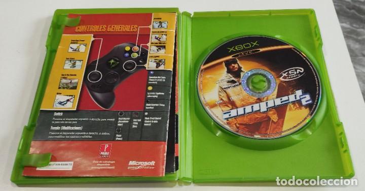 Videojuegos y Consolas: JUEGO CONSOLA MICROSOFT XBOX ORIGINAL CLASICA PRIMERA GENERACION AMPED 2 , DISCO ROTO - Foto 2 - 237383530