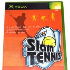 Videojuegos y Consolas: JUEGO XBOX SLAM TENNIS NUEVO. Lote 238236875