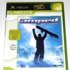 Videojuegos y Consolas: JUEGO XBOX AMPED NUEVO. Lote 238238860