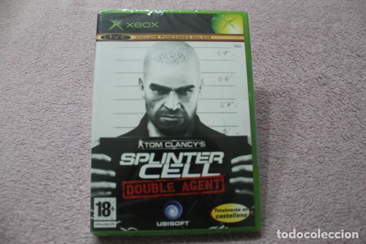 TOM CLANCYS SPLINTER CELL DOUBLE AGENT PRECINTADO JUEGO XBOX EDICIÓN ESPAÑOLA (Juguetes - Videojuegos y Consolas - Microsoft - Xbox)