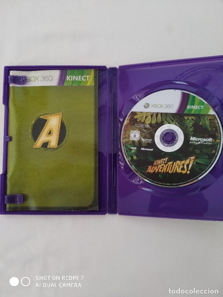 Videojuegos y Consolas: Juegos Xbox 360 Kinect,Joy Ride(precintado) y kinect Adventures,como nuevo - Foto 5 - 243125420