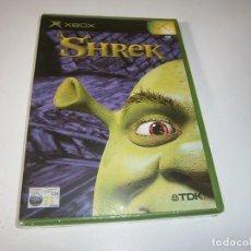 Videojuegos y Consolas: SHREK XBOX PAL ESPAÑA NUEVO PRECINTADO. Lote 245710155