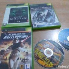 Videojuegos y Consolas: LOTE DE XBOX. Lote 246484720