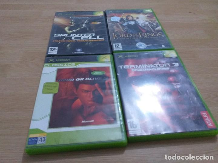 LOTES XBOX (Juguetes - Videojuegos y Consolas - Microsoft - Xbox)