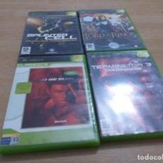 Videojuegos y Consolas: LOTES XBOX. Lote 246484895