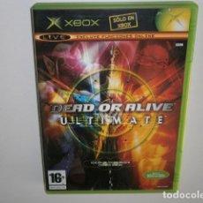 Videojuegos y Consolas: DEAD OR ALIVE ULTIMATE XBOX CLASICA. Lote 252421430