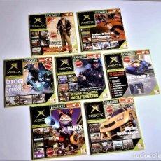Videojuegos y Consolas: X BOX 7 DISCOS DE DEMOS JUGABLES. Lote 253708310