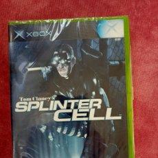 Videojuegos y Consolas: SPLINTER CELL (TOM CLANCY'S) XBOX SELLADO PRECINTADO NUEVO A ESTRENAR. Lote 253809540
