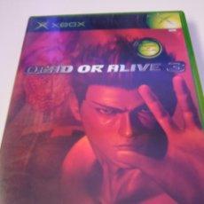 Videojuegos y Consolas: DEAD OR ALIVE 3 - XBOX. Lote 256052825
