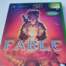 Videojuegos y Consolas: FABLE - XBOX. Lote 256053380