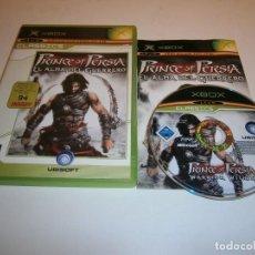 Videojuegos y Consolas: PRINCE OF PERSIA EL ALMA DEL GUERRERO XBOX. Lote 262319725