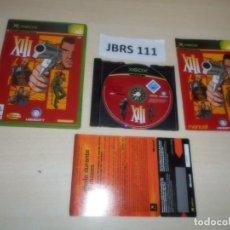Videojuegos y Consolas: XBOX - XIII , PAL ESPAÑOL , COMPLETO. Lote 264757879