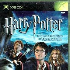Videojogos e Consolas: JUEGO XBOX HARRY POTTER Y EL PRISIONERO DE AZKABAN. Lote 266478358