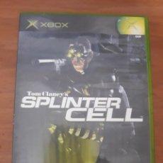 Videogiochi e Consoli: SPLINTER CELL XBOX ESPAÑOL COMPLETO. Lote 267452454