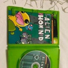 Videojuegos y Consolas: ALIEN HOMINID MICROSOFT XBOX PAL ESPANA COMPLETO. Lote 268953244