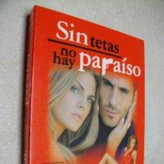 Videojuegos y Consolas: SIN TETAS NO HAY PARAÍSO - TEMPORADA 2, PARTE 1 DVD BOX SET. Lote 268964979