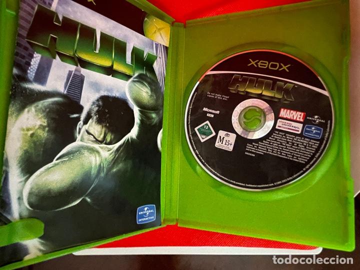 Videojuegos y Consolas: HULK Xbox (la clasica) pal España y completo - Foto 3 - 270632203