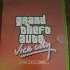 Videojuegos y Consolas: GRAND THEFT AUTO VICE CITY XBOX ESPAÑOL COMPLETO. Lote 273104458