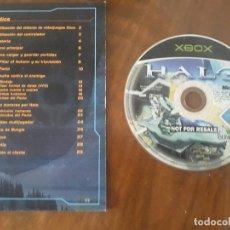 Videojuegos y Consolas: HALO XBOX ESPAÑOL. Lote 275452823