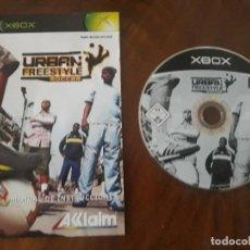 Videojuegos y Consolas: URBAN FREESTYLE SOCCER XBOX ESPAÑOL. Lote 275453083