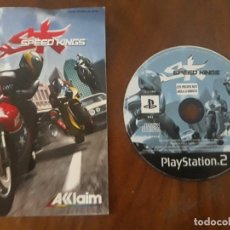 Videojuegos y Consolas: SPEED KINGS XBOX ESPAÑOL. Lote 275453328