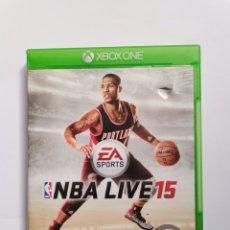 Videojuegos y Consolas: NBA LIVE 15 XBOX. Lote 275731713