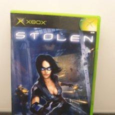 Videojuegos y Consolas: STOLEN. HIP GAMES. VIDEOJUEGO PARA XBOX. (ENVÍO 2,50€). Lote 275325008