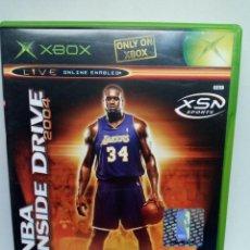 Videojuegos y Consolas: NBA INSIDE DRIVE 2004 XBOX. Lote 276822028