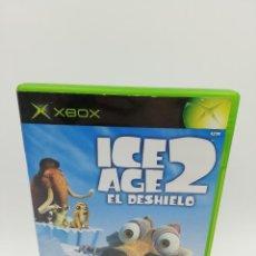 Videojuegos y Consolas: ICE AGE 2 EL DESHIELO XBOX. Lote 277798058